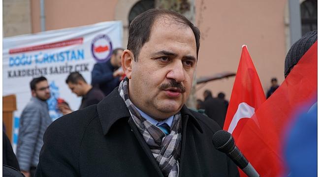 """""""ELAZIĞ SORUNLAR BARINDIRAN BİR ŞEHİR OLDU"""""""
