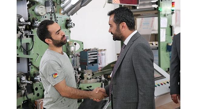 """""""BÜTÜN PROJELERİMİZİ  5 YILDA HAYATA GEÇİRECEĞİZ"""""""