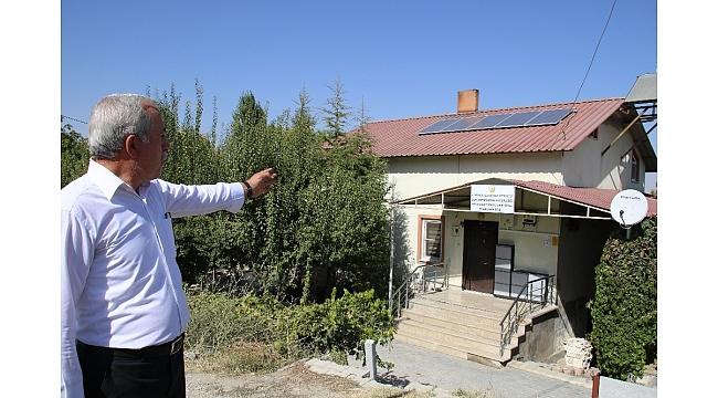 Elazığ'da 2 köyde çatılara kuruldu, artık kendi elektriklerini üretecekler